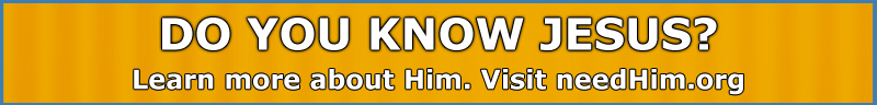 Do you know Jesus? Learn more